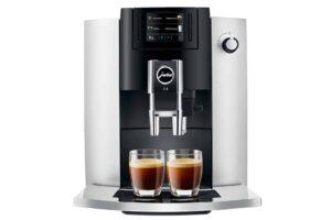 Jura E6 Platin (2021) – Automatic Espresso machine