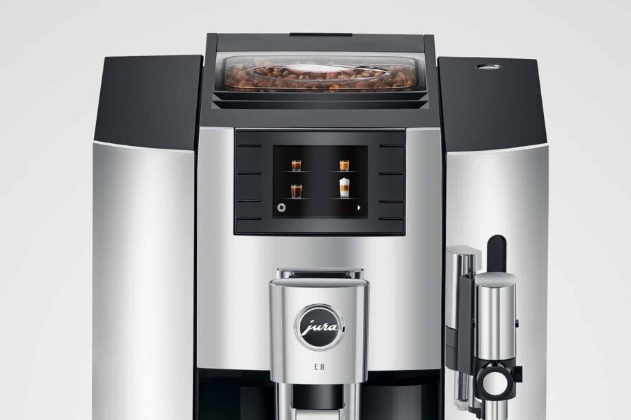 Jura E8 Chrome (2021) - Automatic Espresso machine