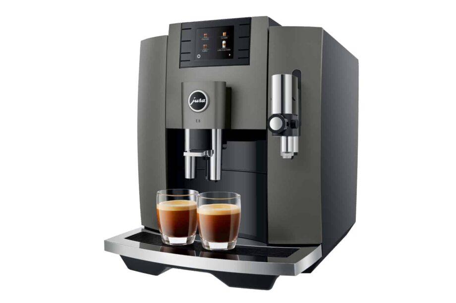 Jura E8 Dark Inox (2021) - Automatic Espresso machine