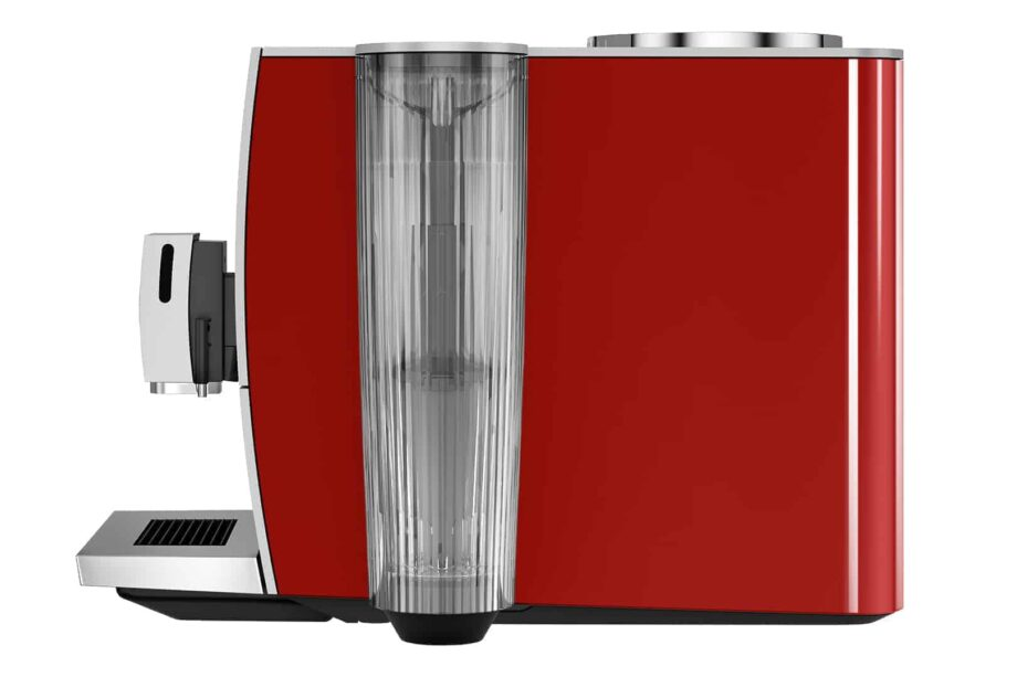 Jura ENA 8 Sunset Red - Automatic Espresso machine