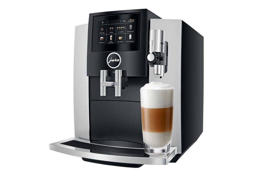 Jura S8 MoonlightSilver (2021) - Automatic Espresso machine