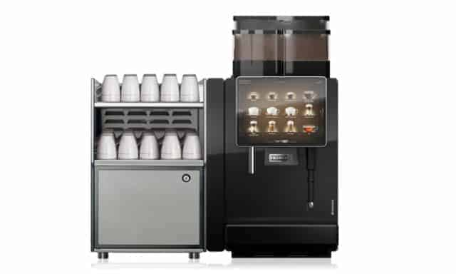FRANKE_A800_fully-automatic_assesoires-combi_Chill-and-Cup_Fridge-Cupwarmer_2000x1500px.1456840640673