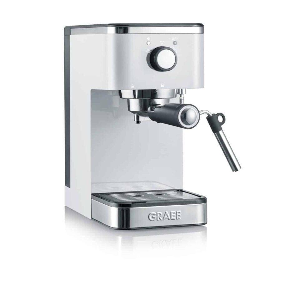 GRAEF ES401 Espresso machine salita White