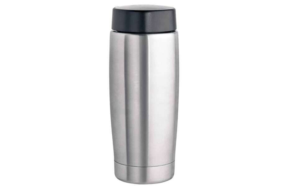 Stainless steel vacuum milk container 0.6 l