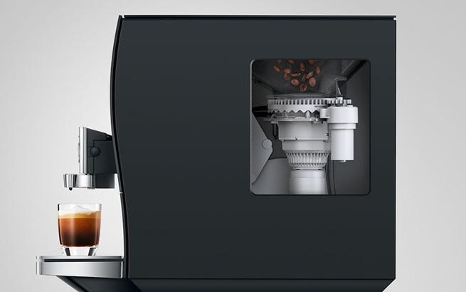 Jura Z10 Aluminium Dark Inox – Αυτόματη Μηχανή