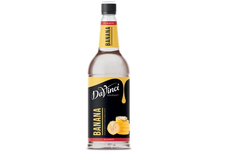 DaVinci Banana Syrup 1Litre