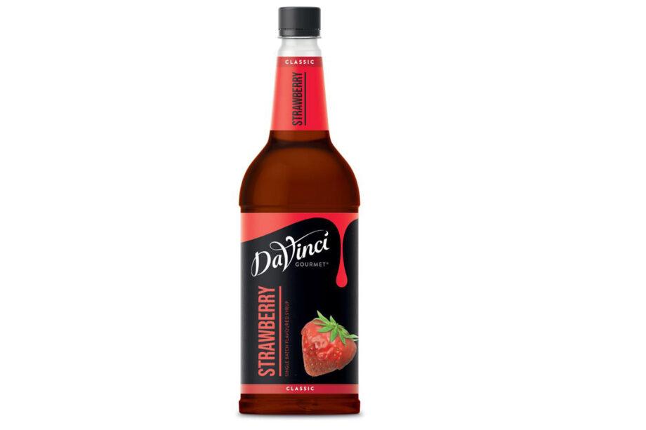 DaVinci Strawberry Syrup 1Litre
