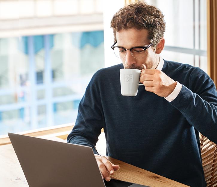 Kaffee für Große Büros