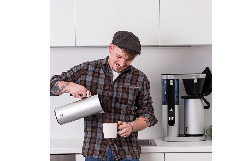 Coffea Filbii Classic Silver