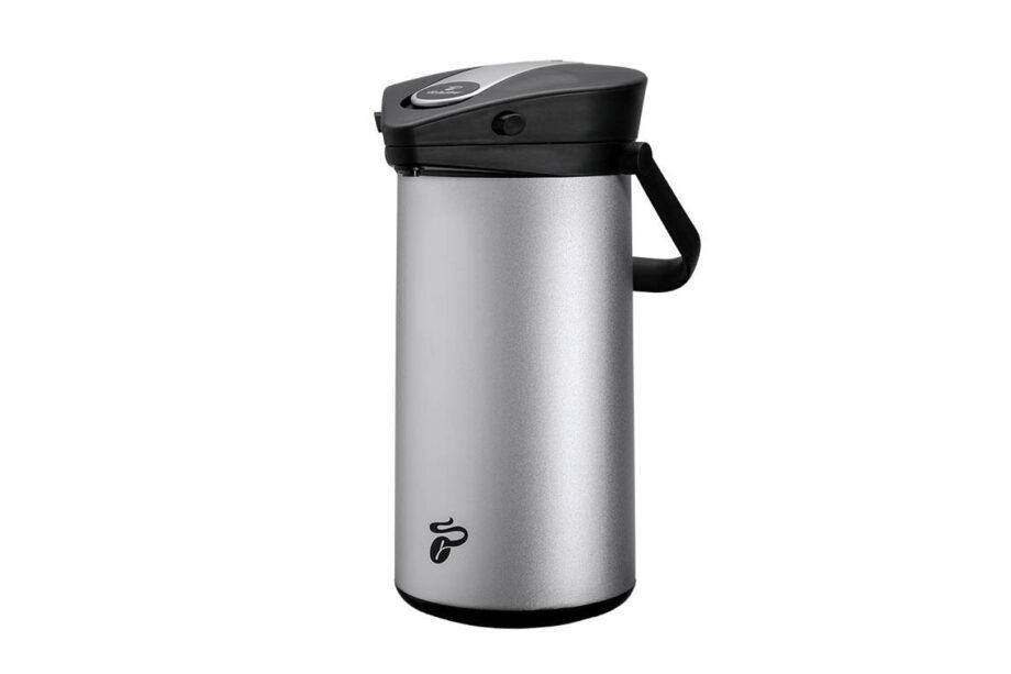 Coffea Filbii Pumpkanne 2L Classic Silver