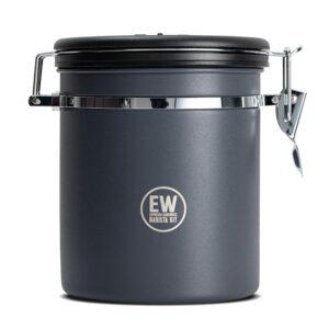Espresso Warehouse Coffee Canister (Medium)