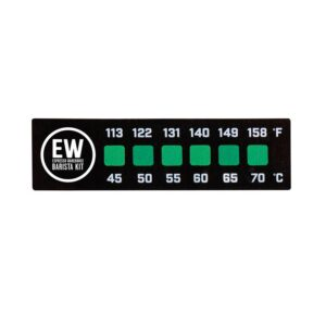 Espresso Warehouse Stick-On Thermometer
