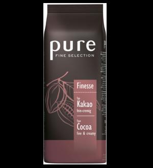 PURE Fine Selection Finesse Σοκολάτα σε σκόνη 1000g