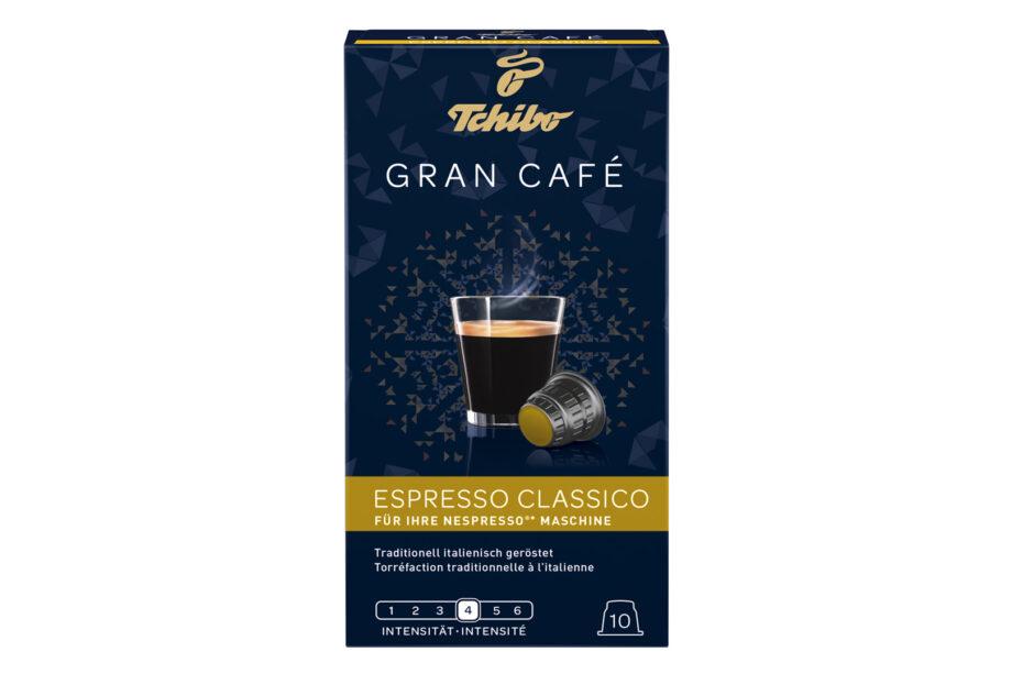 Tchibo Gran Café Espresso Classico