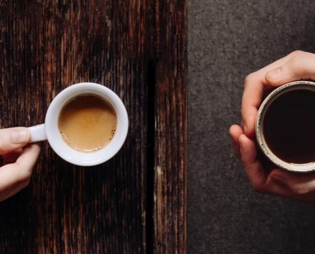 Ποια είναι διαφορά μεταξύ του καφέ φίλτρου και του espresso?